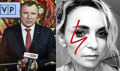 Anna Wyszkoni odpowiada na atak w materiale TVP: Jest tak absurdalny, że brakuje słów