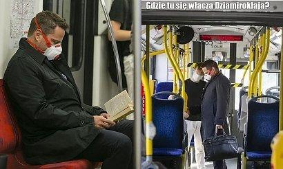 Rafał Trzaskowski jeździ do pracy metrem i autobusem! Internauci tworzą memy