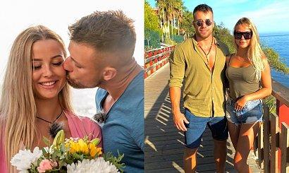 """Oliwia z """"Love Island"""" jest w ciąży z Mikołajem? Fani patrzą na jej opuchniętą twarz: Lubi pojeść"""
