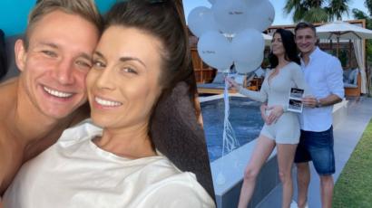 Magdalena Stępień i Jakub Rzeźniczak potwierdzili radosną nowinę! Modelka pokazała ciążowy brzuszek