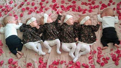 Jak wyglądają dziś polskie sześcioraczki? To zdjęcie skradło serca internautów!