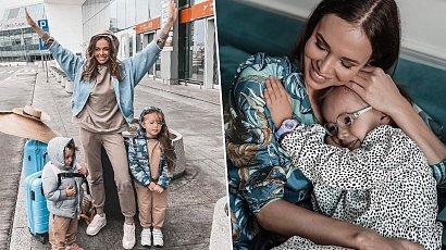 """Ania Wendzikowska urządziła córce bajkowe urodziny. """"Sześć lat temu po raz pierwszy zostałam mamą"""" - wyznała"""