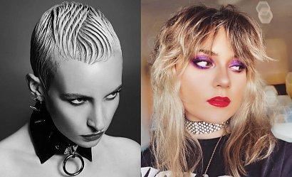 Nowoczesny punk hair - czy odważysz się na awangardowy trend roku 2021?