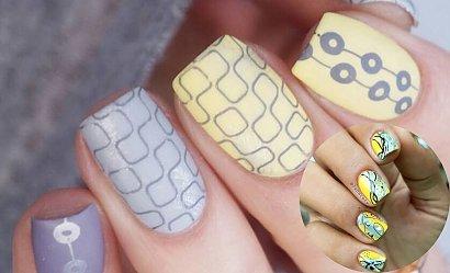 Manicure - ciekawe stylizacje w kolorach roku 2021