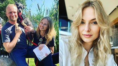 Żona Piotra Adamczyka pokazała blizny po operacji. Karolina Szymczak walczy z endometriozą!
