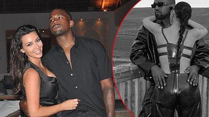 Kim i Kanye się rozwodzą! Pieniądze i sielskie życie nie uratowały ich związku