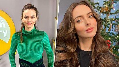"""Marcela Leszczak zostanie piosenkarką? Modelka zaśpiewała na scenie """"Dzień Dobry TVN""""! Jak wypadła?"""