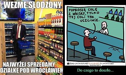 Rząd PiS-u podwyższył podatek na napoje słodzone! Powstały memy