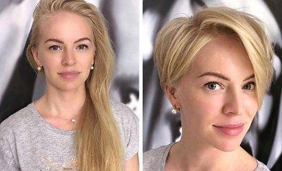 16 kobiet, które ścięły włosy na krótko i wyglądają o niebo lepiej. Z charakterem i klasą!