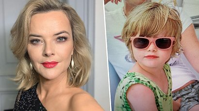 Monika Zamachowska pokazała zdjęcie córki. Zosia wyrosła na prawdziwą piękność!
