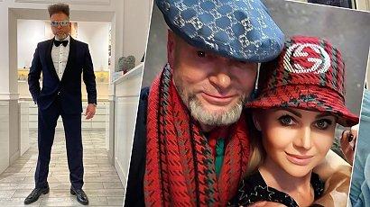 Krzysztof Rutkowski wije się w tańcu sylwestrowym tylko dla swojej ukochanej żony. Jak wypadł?