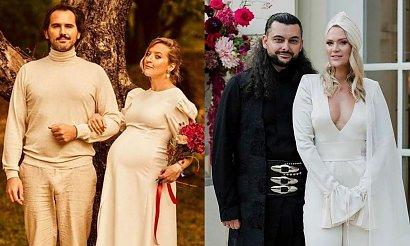 Te gwiazdy wzięły ślub w 2020 roku! Przypominamy ich suknie ślubne. Która najładniejsza?