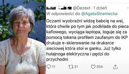 Koronawirus: Zapisy na szczepienia 80-latków już od 15 stycznia! W sieci pojawił się zabawny wpis!