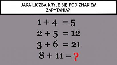 Jaka liczba kryje się pod znakiem zapytania? Matematyczna zagadka poróżniła internautów!