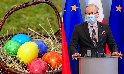 Wielkanoc 2021. Rząd wprowadzi poluzowanie obostrzeń? Niedzielski odpowiedział