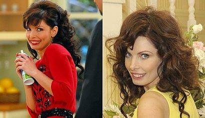 """Oglądaliście serial """"Niania""""? Tak Agnieszka Dygant wyglądała wiele lat temu. Jak się zmieniła? Zobaczcie!"""