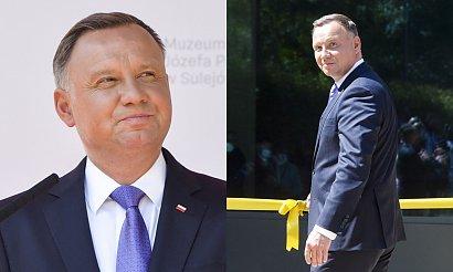 Andrzej Duda w młodości. Wypłynęło stare zdjęcie prezydenta. Co on ma na sobie?