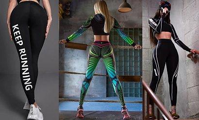 Trenuj w dobrym stylu - sportowe legginsy w trendach 2021!