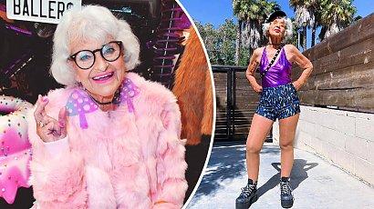 Poznajcie najbardziej stylową babcię na świecie! Baddie Winkle stała się gwiazdą Instagrama!