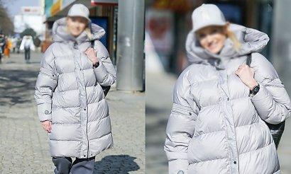 Przyszła tak do telewizji! Było jej naprawdę zimno! Kto się tak ubrał?