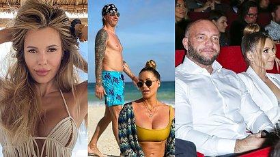 Doda, Rozenek i Majdan są na wakacjach w tym samym miejscu! A gdzie mąż Dody? Rozstali się?
