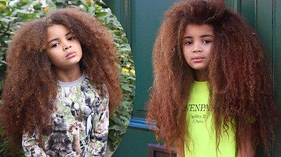 Chłopiec z bujną czupryną podbija Internet! Jego zjawiskowa fryzura zachwyciła cały świat!