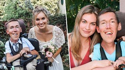 Nikt nie wierzył w ich uczucie. Teraz Hannah i Shane są już po ślubie! Oto niezwykła historia ich miłości!
