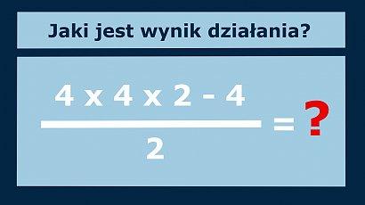 Matematyczna łamigłówka, na której poległo tysiące internautów! Potrafisz ją rozwiązać?