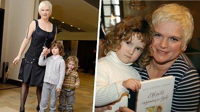 Jak wyglądają dziś córki Katarzyny Figury? Koko i Kaszmir to już piękne, młode damy! Podobne do sławnej mamusi?