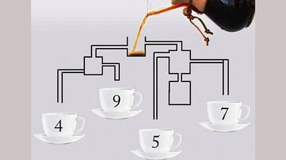 Która filiżanka napełni się jako pierwsza? Banalna zagadka przerosła wielu internautów!