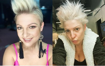 """Magda Narożna w """"grzecznej"""" fryzurce: """"Super Ci w takich włosach, tak dużo lepiej niż do góry"""" - piszą fani"""