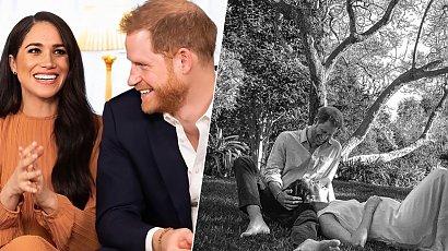 Meghan Markle jest w drugiej ciąży! Rozczulające zdjęcie z Harrym podbiło sieć