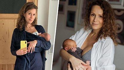 """Monika Mrozowska pokazała, jak wygląda ciało kobiety po porodzie. """"Niestety nie użyto Photoshopa"""" - wyznała"""