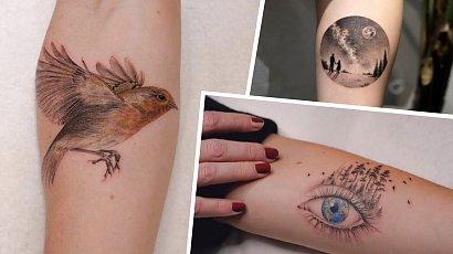 Turecka artystka tworzy tatuaże, które nazywane są dziełami sztuki. Internauci oszaleli na ich punkcie!