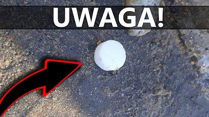 Tajemnicze kapsułki na polskich chodnikach są śmiertelnie niebezpieczne. Ktoś je celowo rozrzuca!