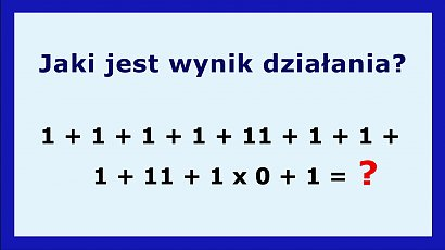 Znasz prawidłową odpowiedź? Tylko nieliczni potrafią rozwiązać tę zagadkę! Należysz do ich grona?