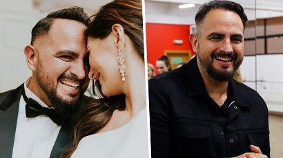 """Agustin Egurrola pokazał urocze zdjęcie żony i synka! """"Cudny, jakie włoski"""", """"Piękna mama, piękny synuś"""" - piszą fani"""