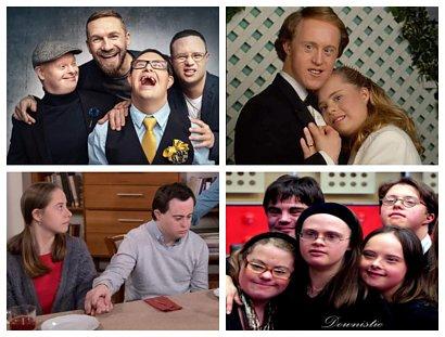 Aktorzy z Zespołem Downa, których pokochali widzowie. Czy znasz te seriale?