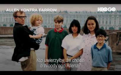 """""""Allen kontra Farrow"""" - nowy serial HBO budzi kontrowersje. Czy sławny reżyser jest winny?"""