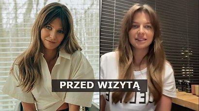 Anna Lewandowska odwiedziła fryzjera i obcięła włosy! Skróciła je o dobre 10 cm! A co z grzywką?