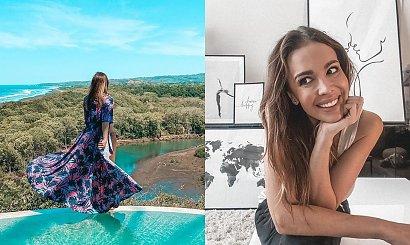 Anna Wendzikowska wypoczywa w Kostaryce! Pokazała odważne zdjęcie w kostiumie kąpielowym! UPS!