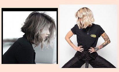 Wavy bob - sprawdź jak w prosty sposób ułożyć trendy fryzurę