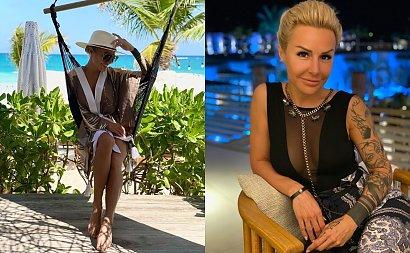 """Blanka Lipińska pokazała starą fotkę: """"Mam usta jak glonojad, makijaż jak na imprezę"""" - a fryzura? SZOK!"""