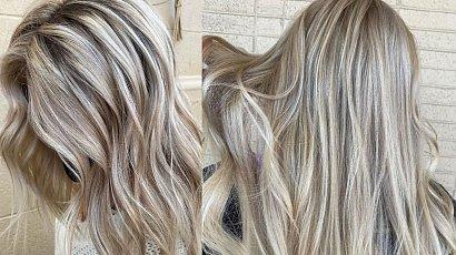 Coconut blonde - wiosenny hit na włosach!