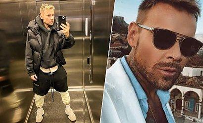 Przypominamy, jak Dawid Woliński wyglądał kiedyś. Zaginiony członek Backstreet Boys?!