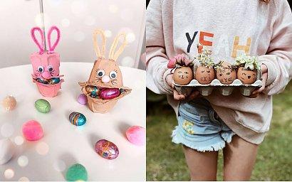 Dekoracje Wielkanocne 2021 - 20 pomysłów do zrobienia z dziećmi