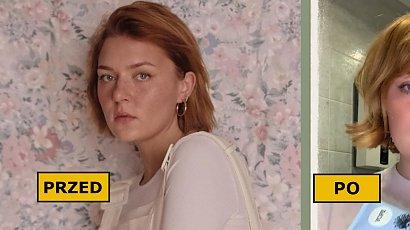"""Iga Krefft zmieniła fryzurę! Gwiazda """"M jak miłość"""" zafundowała sobie grzywkę! Do twarzy jej w takiej odsłonie?"""