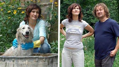 """Pamiętacie Lucy z """"Rancza""""? Ilona Ostrowska ma nową fryzurę i wygląda znakomicie! Poznalibyście ją?"""