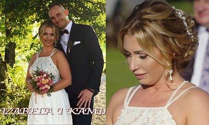 """Izabela ze """"Ślubu od pierwszego wejrzenia"""" zachwyciła fryzurą ślubną! Pokazała niepublikowane zdjęcia ze ślubu i z wesela"""