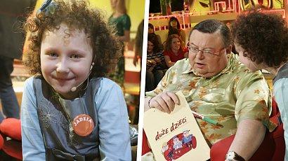 """Jadzia Nalepa z programu """"Duże dzieci"""" oczarowała widzów. Jak dziś wygląda dziecięca gwiazda show?"""